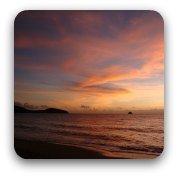 Palm Cove sunset