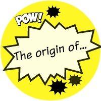 Speech topics - the origin of ...