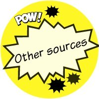 Finding speech topics - other sources