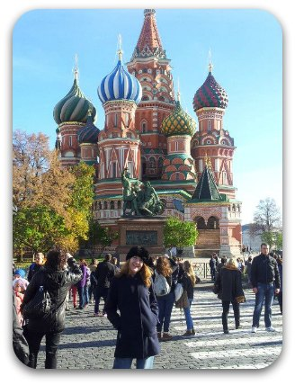 Susan Dugdale - Red Square, Moscow