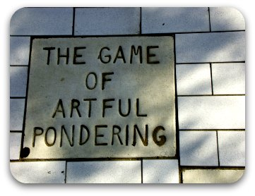 Sign: The Game of Artful Pondering