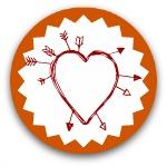 Love it -heart button
