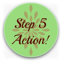 Button: Monroe's Motivated Sequence -Step 5 Action