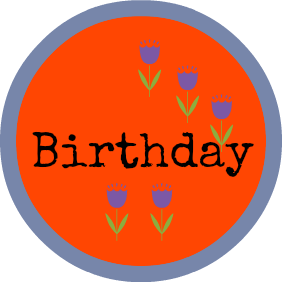 birthday speech button
