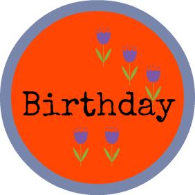 birthday speech button