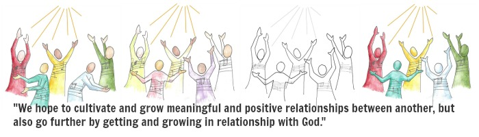 image quote we hope to cultivate and grow meaningful and positive relationships between another