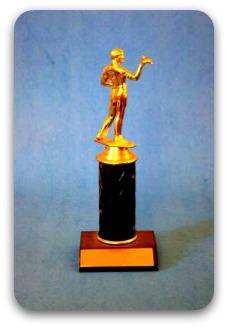 dart trophy