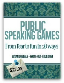 Ebook cover: Public Speaking Games