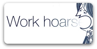 Work Hoarse graphic