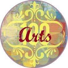 Informative speech topics button - arts