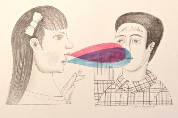 Just listen - Image - Flickr - Rick and Brenda Beerhorst