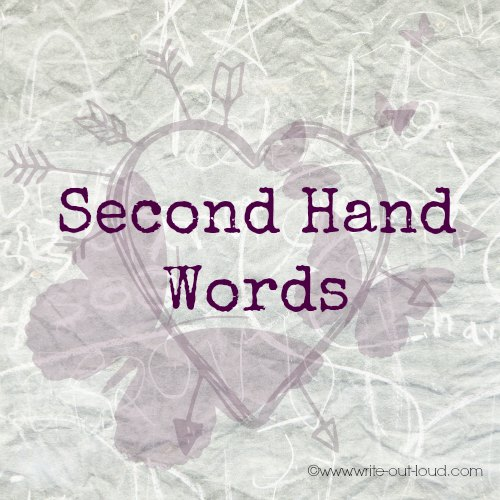 Second hand words
