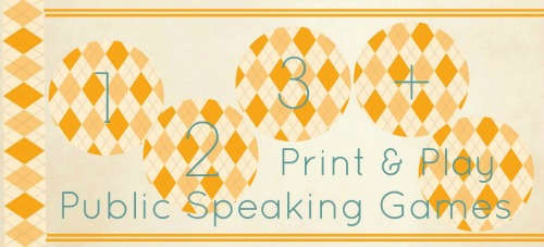 3 public speaking games banner