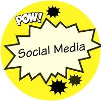 Interesting speech topics - social media button