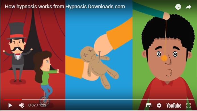 How Hypnosis Works - An animated video from Hypnosis Downloads.com