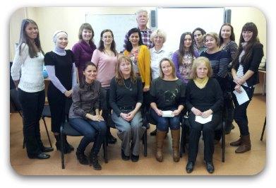 Russian English language teachers Izhevsk
