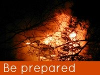 Forest fire - be prepared speech topics
