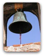 A church bell