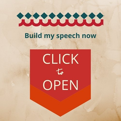 The Speech Builder - click to open image