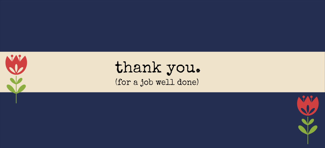 Writing a Small Business Thankyou Letter