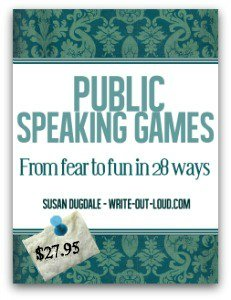 Public speaking games e-book cover