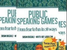 Public Speaking Games Ebook cover