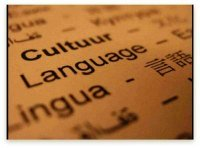 Language - culture graphic