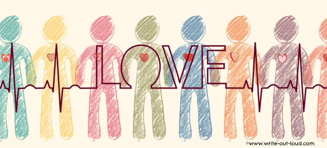 write-out-loud.com - building rapport- love banner