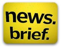 News brief sign