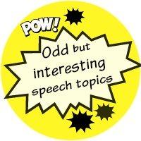 Weird research paper topics