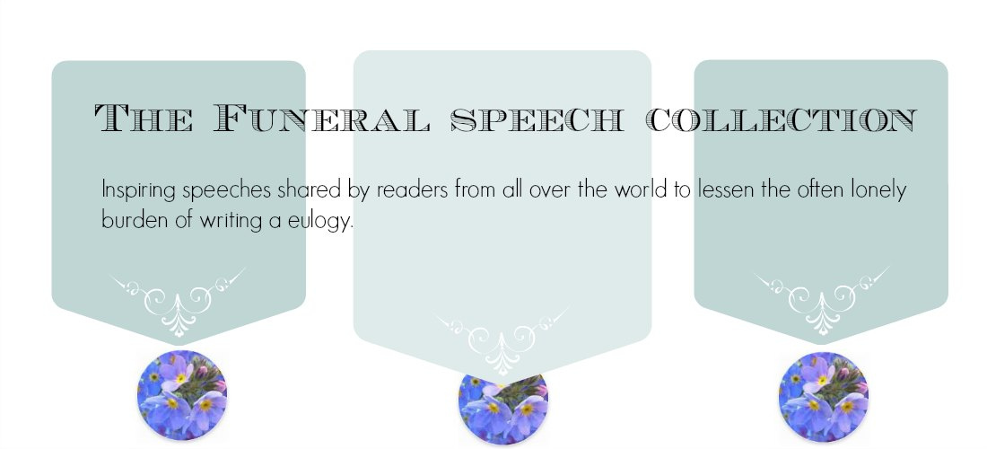 Tribute Speech Examples Tribute Speech Special Occasion Speech