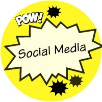 Interesting speech topics - social media button