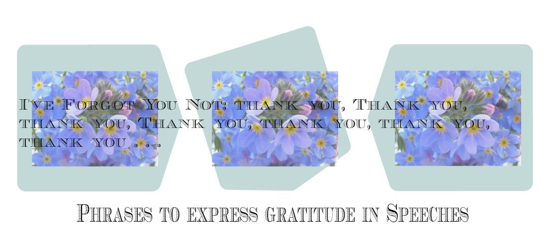 write-out-loud.com - thank you quotations banner