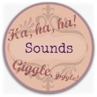 Verbal humor graphic - sounds button