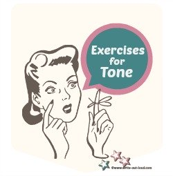 Exercises for tone